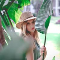 Havana mini summer hat Video RUS/EN