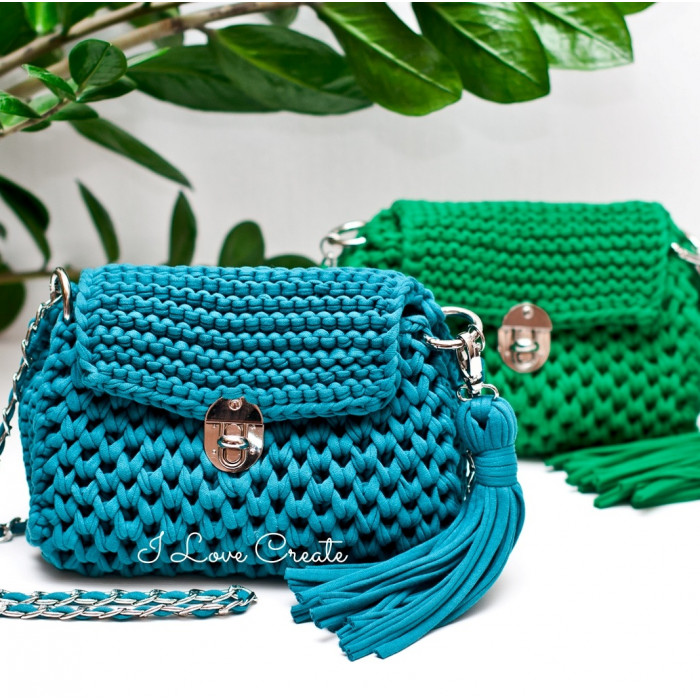 Boho Chic Bag Video RUS/EN