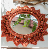 Macrame Mirror Video RUS