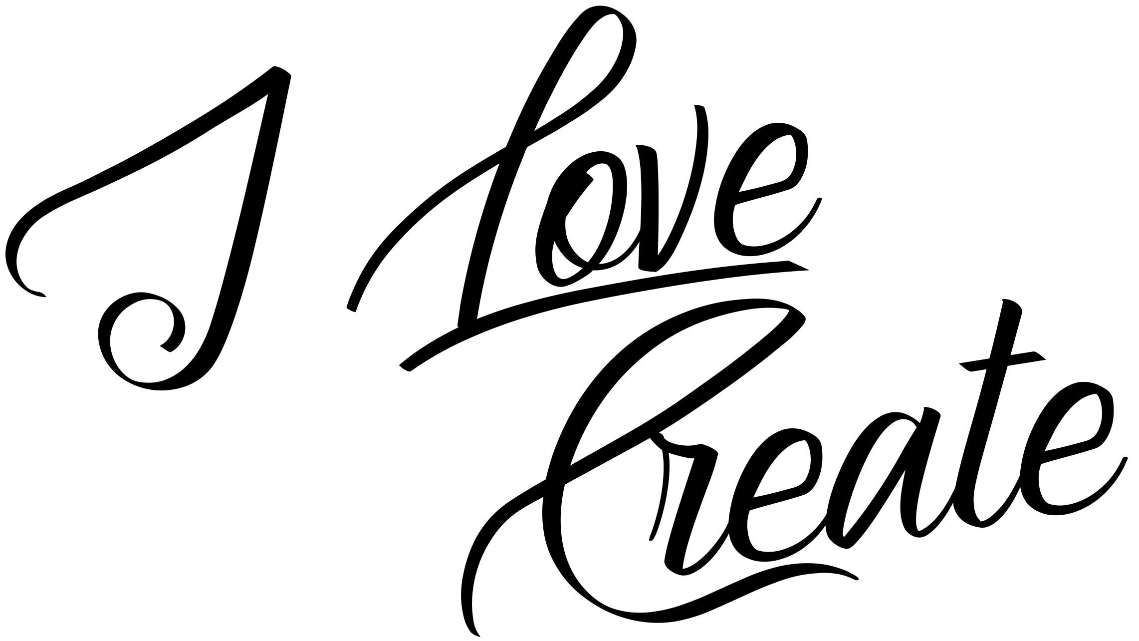 I Love Create: видео уроки вязания крючком